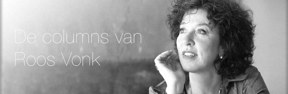 De blog columns van Roos Vonk